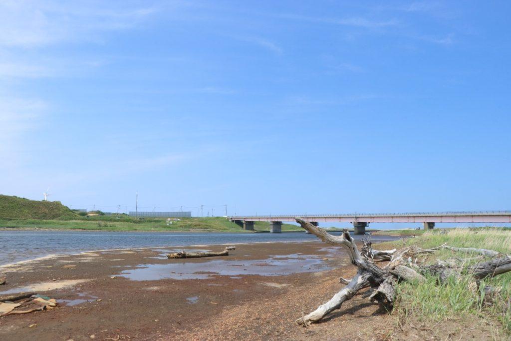 猿払川(さるふつがわ)